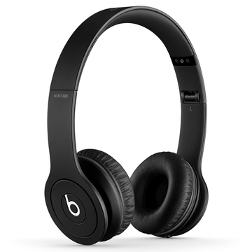 New Beats Solo HD 2014 Black